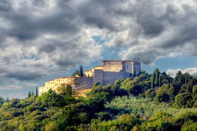 MEDIEVAL CASTLE FOR SALE IN UMBRIA, ITALY