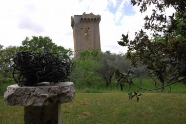 TOWER FOR SALE IN TUSCANY PIENZA