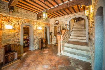 ITALIAN CASTLE FOR SALE IN CHIANTI, TUSCANY
