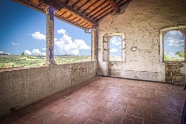 MEDIEVAL TOWER FOR SALE, SAN CASCIANO VAL DI PESA